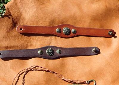 bracelet rivet déco