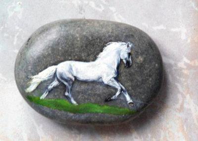 cheval espagnol