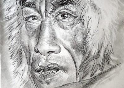 portrait groenland