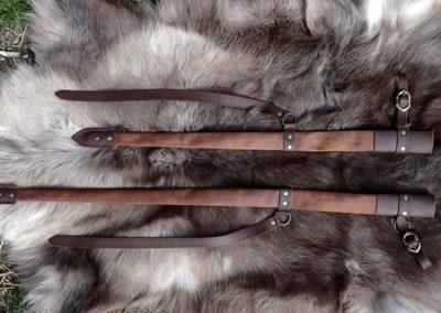fourreaux épée ceinture