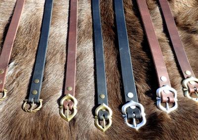 ceintures médiévales