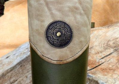 carquois cuir de ceinture