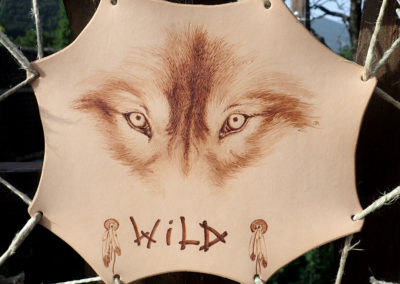 loup wild