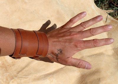 bracelets de force double boucle