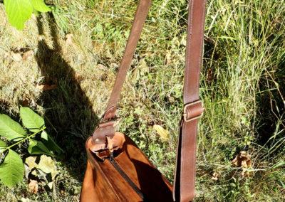 sac bandoulière cuir