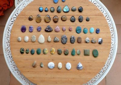 stock pierres