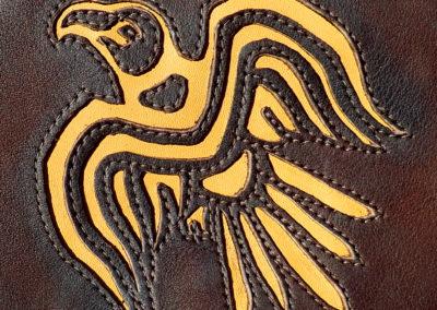 sac bandoulière cuir artisanal