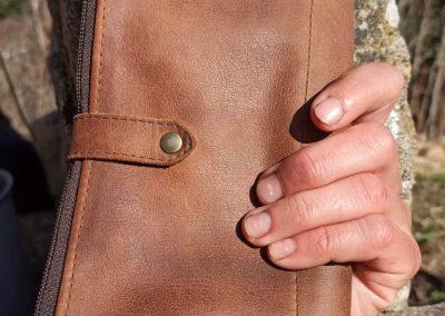 portefeuille cuir grande taille