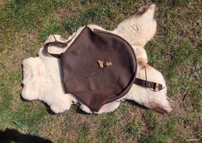 sac tambour chamanique